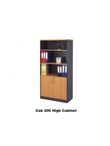 Back Cabinet 206