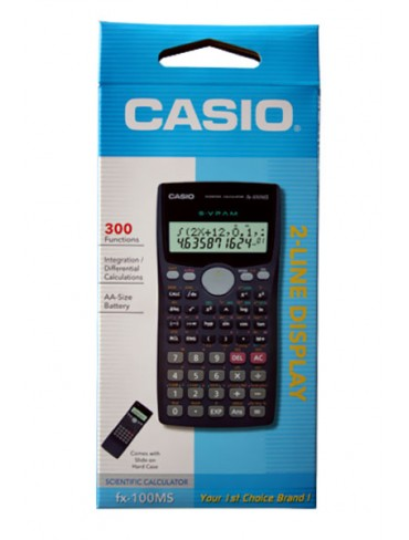 Casio Scientific Calculator FX100