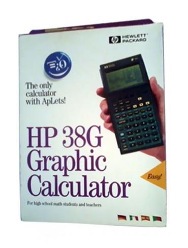 HP Graphic Calculator HP 38G