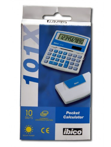 Ibico Pocket Calculator 101X