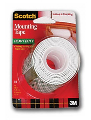 3M Scotch Mounting Tape 114