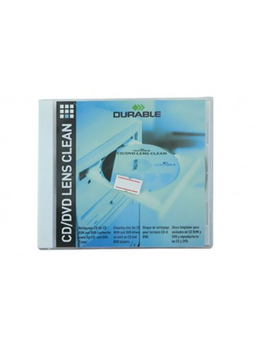 Durable CD/DVD Lens Cleaner 5723