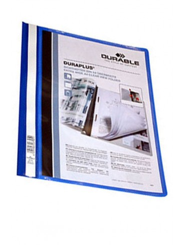 Durable Clip File FL2579BL