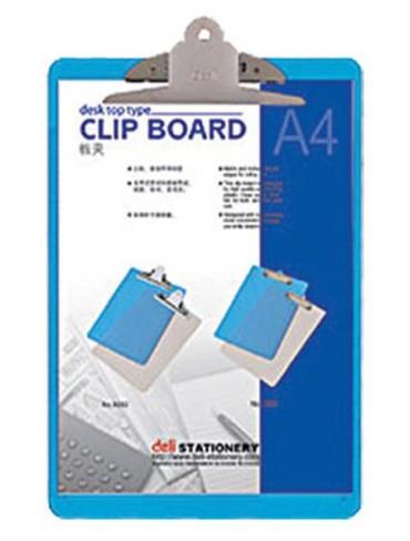 Deli Clip Board A4 9252