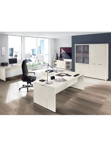 Las Mobili Delta Executive Desk 06