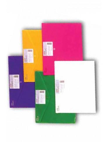 Snopake Plastic Wallet File 12563 AS