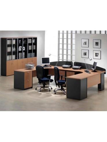 Wooden Workstation 6