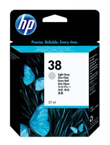 HP Ink Cartridge C9414A Light Grey