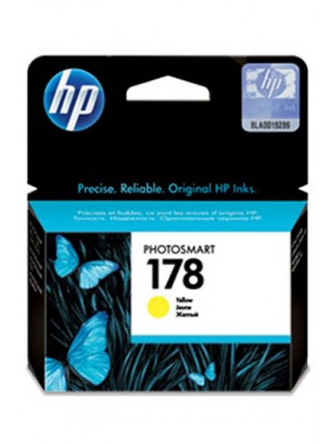 HP Ink Cartridge CB320HE Yellow