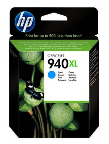 HP Ink Cartridge C4907AE Cyan