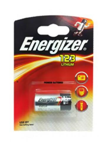 Energizer 3v Lithium Battery EL123