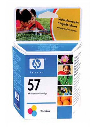 HP Ink Cartridge C6657AE Tri-Colour
