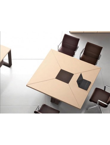 Bralco Arche Square Meeting Table 101