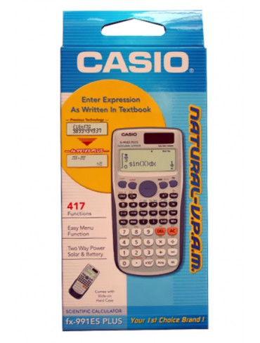 Casio Scientific Calculator FX-991ES