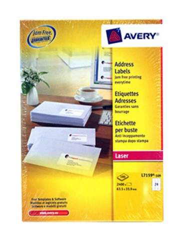 Avery Address Label L7359