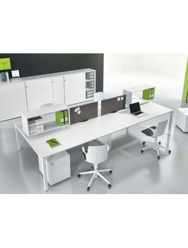 Levira Workstation Desk