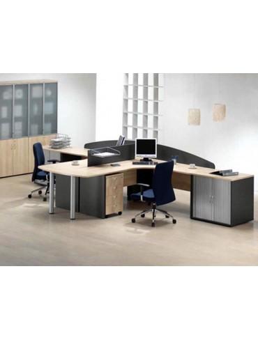 Wooden Workstation 7