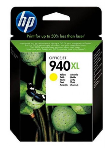 HP Ink Cartridge C4909AE Yellow