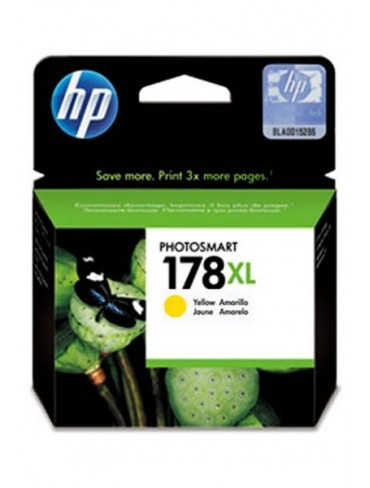 HP Ink Cartridge CB325HE Yellow