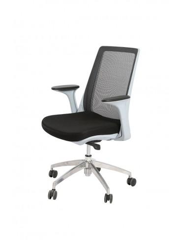 Etam Grey High Operative Mesh Chair