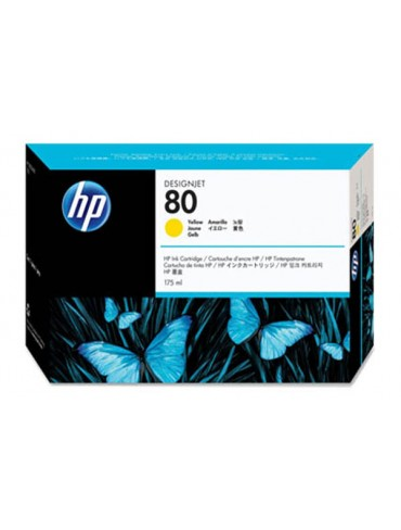 HP Ink Cartridge C4873A Yellow