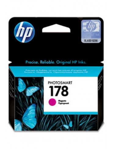 HP Ink Cartridge CB319HE Magenta