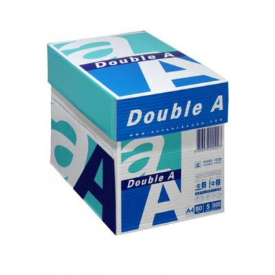 Double A Photocopy Printing Paper Box PCA480