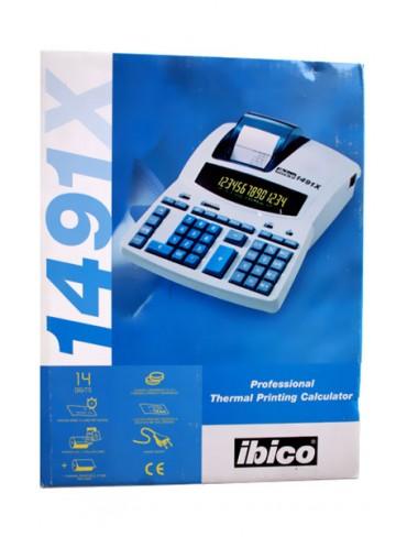 Ibico Thermal Printing Calculator 1491X