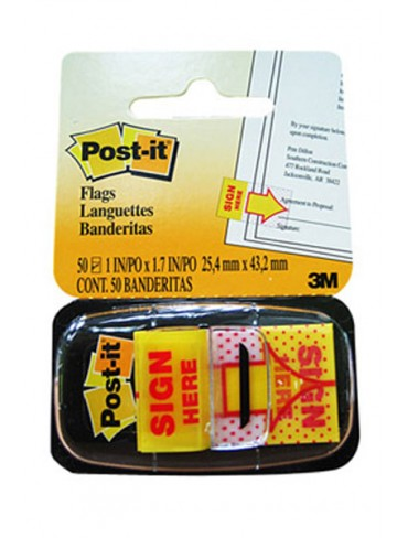 3M Post-it Flag 680SIGN