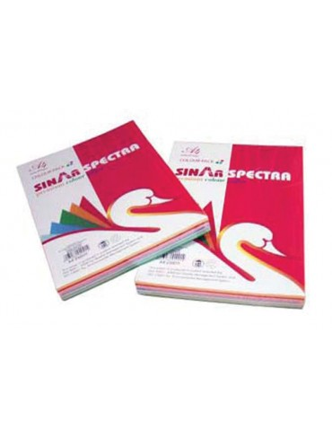 Sinarline Colour Photocopying Paper PC 8010C A4 80gsm