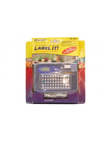 Casio Label IT KL-60L