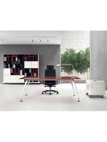 Las Mobili Enosi Evo Executive Desk 6