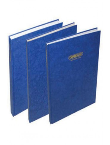 Grandluxe Manuscript Book A4 2QR/3QR/4QR