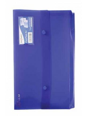 Snopake Plastic Wallet File 11756 AS