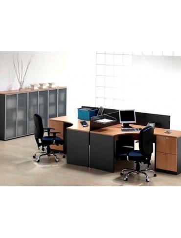 Wooden Workstation 8