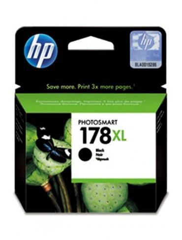 HP Ink Cartridge CB321HE Black