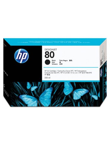 HP Ink Cartridge C4871A Black