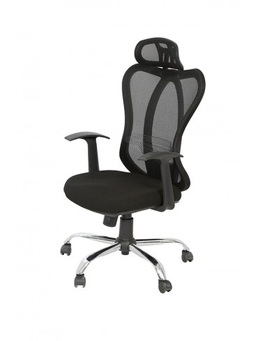 Reflect Black High Operative Mesh Chair