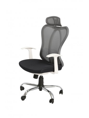 Reflect White High Operative Mesh Chair