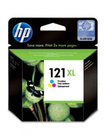 HP Ink Cartridge CC644HE Tri-Colour