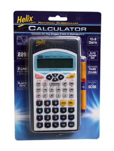 Helix Scientific Calculator RC2070