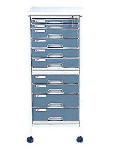 Deli Filing Cabinet 900 10 Trays