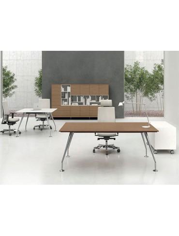 Las Mobili Enosi Evo Executive Desk 8