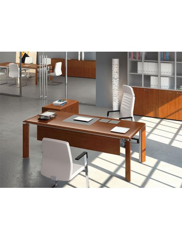 Las Mobili Fill Evo Executive Desk 111