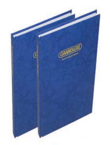 Grandluxe Manuscript Book A5 2QR/3QR/4QR