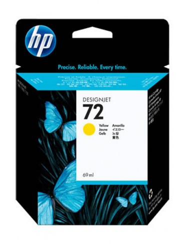 HP Ink Cartridge C9400A Yellow