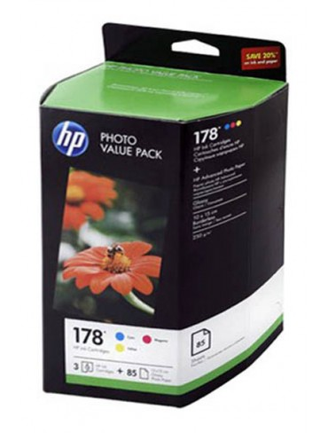 HP Ink Cartridge CH083HE Tri-Colour