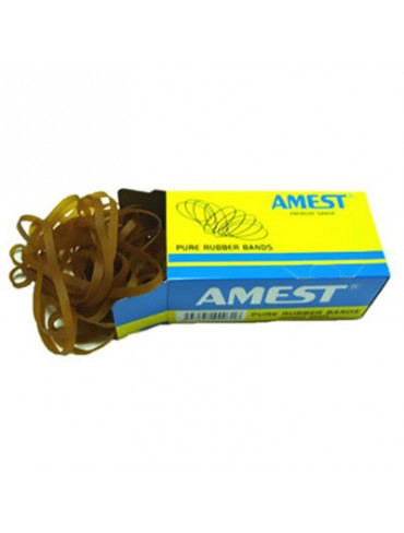 Amest Number 64 Rubber Band 100g Packet