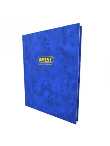 Amest Ruled Register A4