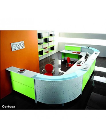 Certosa Reception Desk